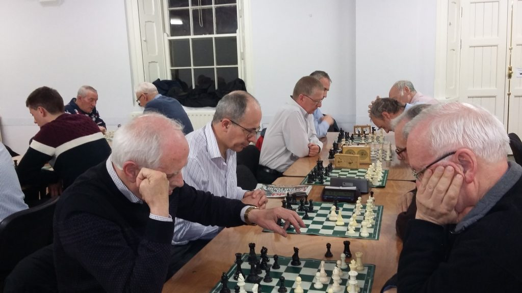 Phibsboro Chess Club Competition